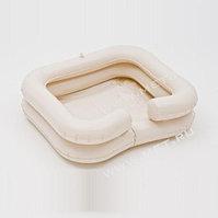 Комплект для мытья головы: ванна, емкость для воды, защитный фартук