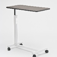 Прикроватный столик, хром