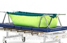 Ванна-простыня для купания больных в постели