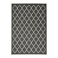 Ковер короткий ворс 160х230 ХОВСЛУНД темно-серый, ИКЕА, IKEA, фото 1