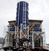 Бетонный завод СКИП-30х2, фото 1