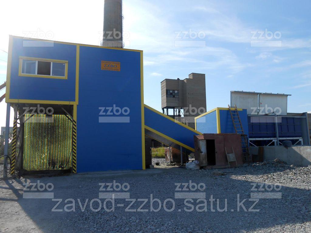 Всесезонный Бетонный завод СКИП-30-Зима