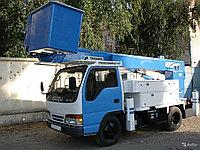 Аренда телескопической автовышки 16 м