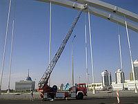 Аренда телескопической автовышки 30 м