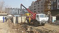 Услуги буровой установки «КАМАЗ»