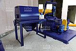 Одновальный бетоносмеситель БП-1Г-100, фото 6