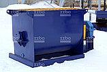 Одновальный бетоносмеситель БП-1Г-450, фото 2