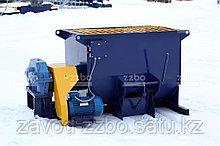 Одновальный бетоносмеситель БП-1Г-450