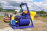 Двухвальный бетоносмеситель БП-2Г-750с, фото 3