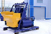Двухвальный бетоносмеситель БП-2Г-750с