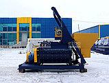 Двухвальный бетоносмеситель БП-2Г-1200с, фото 6