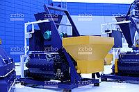 Двухвальный бетоносмеситель БП-2Г-1500с, фото 1