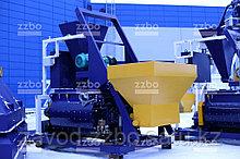Двухвальный бетоносмеситель БП-2Г-1500с