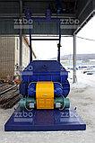 Двухвальный бетоносмеситель БП-2Г-1500с, фото 6