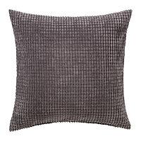 Чехол на подушку 50х50 ГУЛЛЬКЛОКА серый ИКЕА Астана, IKEA Казахстан