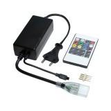 Контроллер LD-1000W 220V RGB IR с пультом