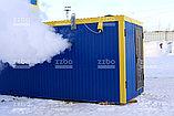 Дизельный Парогенератор ПГ-1000 в блок-контейнере, фото 3