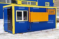 Дизельный Парогенератор ПГ-1000 в блок-контейнере, фото 1