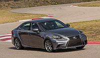 Штатный автозавод для Lexus IS