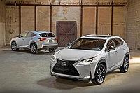 Штатный автозавод для Lexus NX