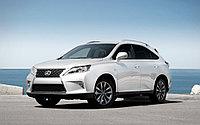 Штатный автозавод для Lexus RX.