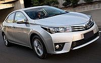 Штатный автозавод для Toyota Corolla