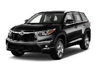 Штатный автозавод для Toyota Highlander.