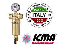 """Фильтр самопромывной ICMA 1"""" 750"""