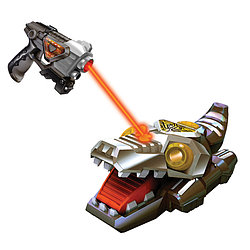 """Lazer M.A.D. 2.0 Игровой набор """"Лазерная атака"""" с напольной мишенью (на аккум, свет, звук)"""