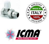Прямой нижний клапан ICMA 3/4 815