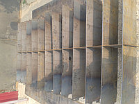 Форма 200х300х600мм Форма для пеноблока 18 ячеек, фото 1