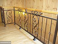 Перила для лестниц и балконов