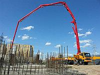 Аренда бетононасоса 52 метра