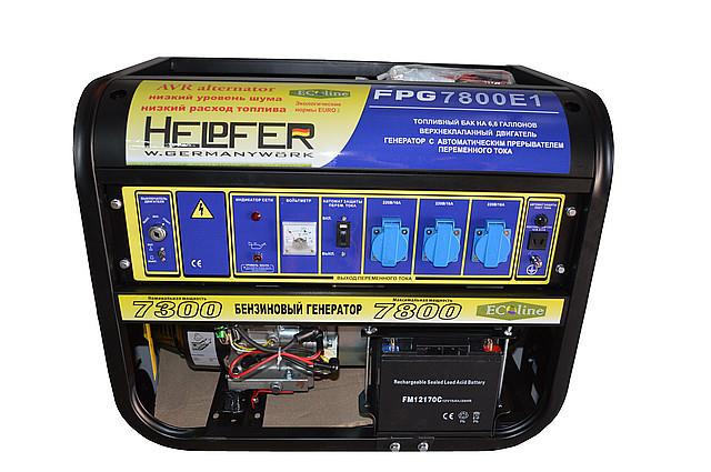 Генератор Helpfer FPG7800E1
