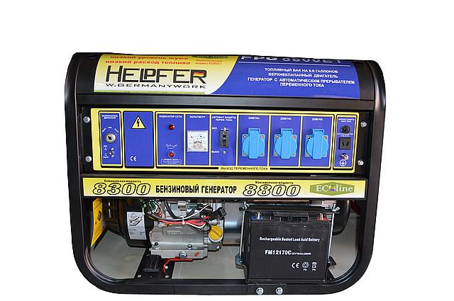 Генератор Helpfer FPG8800E1