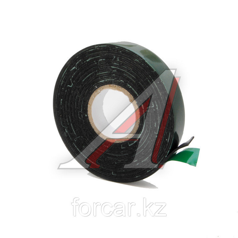 Скотч двухсторонний 12мм х 5м зелёный Dollex