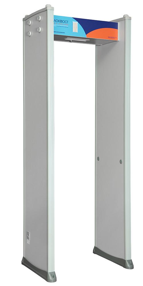 Арочный металлодетектор БЛОКПОСТ РС Z 200|400 4-х зонный