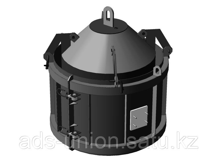 Металлоформы для ЖБИ (изготовление)