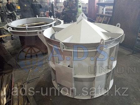 Металлоформы для ЖБИ (изготовление), фото 2