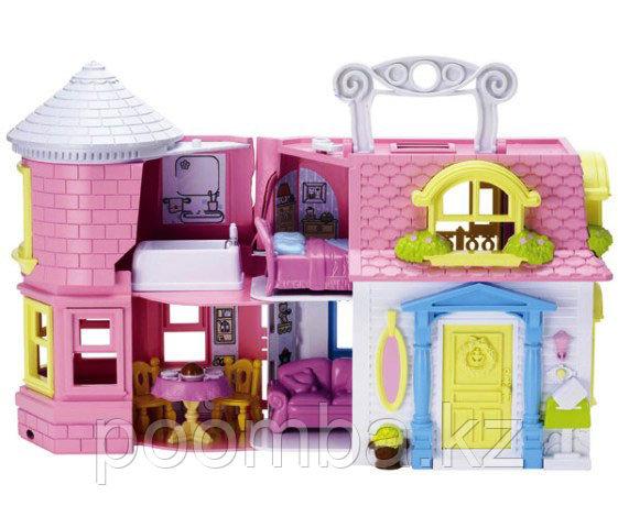 Кукольный домик Hello Kitty