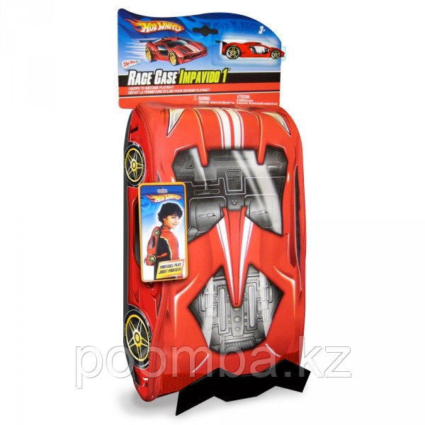 Рюкзак-коврик гонщика с машинкой ЗипБин Hot Wheels