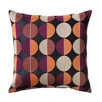 Чехол на подушку 50х50 ОТТИЛЬ разноцветный ИКЕА, IKEA