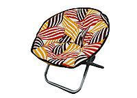 Кресло мягкое раскладное Микки Маус, трёхцветное, 50*46 см
