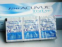 Однодневные линзы 1DAY Acuvue TRU Eye (30 блистеров)