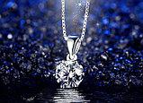 """Кулон на цепочке """"DIAMOND"""", фото 3"""
