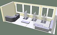 Проект дизайн магазина, фото 1