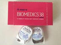 Biomedics 38 гидрогелевые контактные линзы (6 штук)