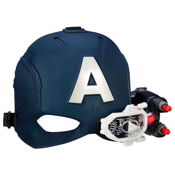 """Hasbro """"Мстители: Гражданская война"""" Шлем Капитана Америка"""