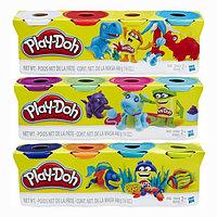 Hasbro Play-Doh Игровой набор из 4 баночек в ассортименте