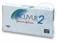 Гидрогелевые линзы Acuvue 2 (6 блистеров)